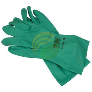 Lined chemical gloves image.