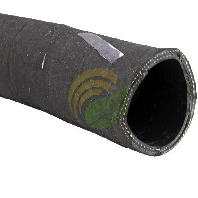 EPDM helix wire reinforced suction hose image.