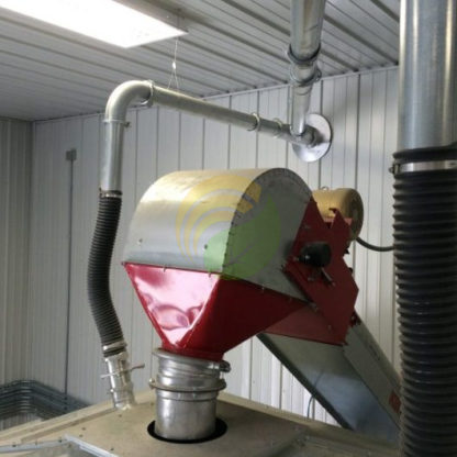 KSi Dust Extraction System image.
