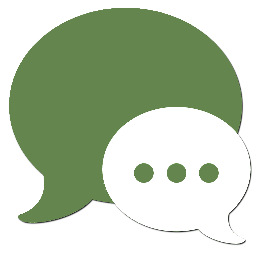 instant message icon